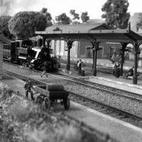 [cluny.tv] Cluny H0, une gare en miniature