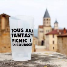 Fantastic Picnic à Cluny le 26 septembre 2015