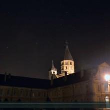 Timelapse Abbaye Cluny