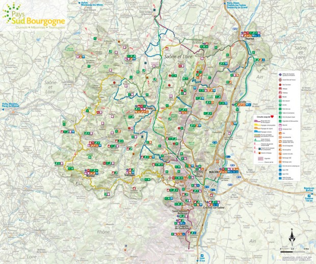 carte-touristique-pays-sud-bourgogne-2015