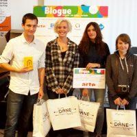"""Le lycée La Prat's remporte le concours """"Blogue ton école"""""""