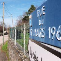 """Rue """"du 19 mars 1962"""" à Cluny : que commémore-t-on ?"""