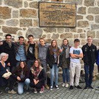 Les lycéens de Cluny au lieu de mémoire du Chambon-sur-Lignon