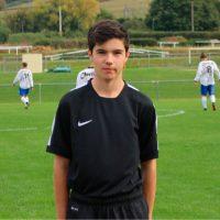 Un jeune footballeur Clunisois en Chine !