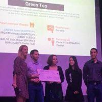 ENSAM : Un projet de potager innovant récompensé aux Entrepreneuriales