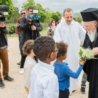Le patriarche Bartholomée en visite à Taizé ce mardi