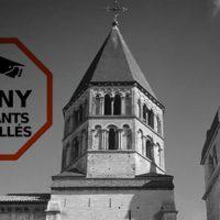 Une pétition contre la vidéo-surveillance à Cluny