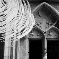 Installation : Anne Poivilliers à l'abbaye de Cluny