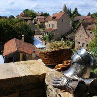 [En images] La fête médiévale de Brancion